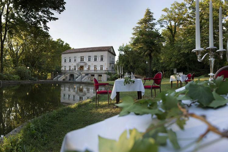 Appartementen Frankrijk | Ardeche | Appartement te huur in Grospierres met zwembad  met wifi 4 personen