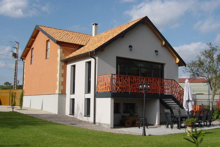 Frankrijk | Vogezen | Vakantiehuis te huur in Horville-En-Ornois met zwembad  met wifi 10 personen