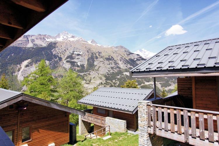Frankrijk | Rhone-alpes | Chalet te huur in La-Norma   met wifi 6 personen