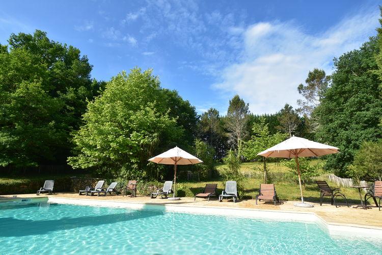 vakantiehuis Frankrijk, Dordogne, St. Cirq-Madelon vakantiehuis FR-46300-22