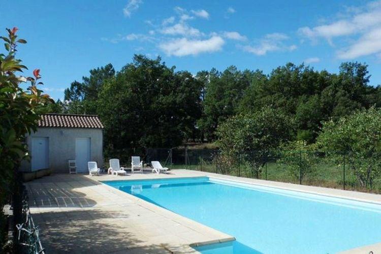 Lablachere Vakantiewoningen te huur Verzorgde vakantiewoning met omheind zwembad vlakbij middeleeuwse dorpjes