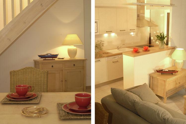 Appartement Frankrijk, Cote Atlantique, Arcachon Appartement FR-33120-11