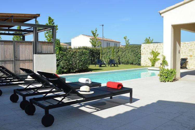 Villa Frankrijk, Provence-alpes cote d azur, Malaucène Villa FR-84340-21