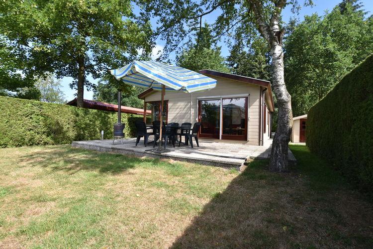 Putten Vakantiewoningen te huur Aan de rand van de Veluwe op een klein park met sauna en fitnessruimte