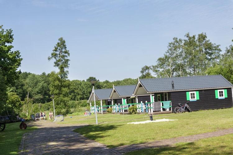 Chalet met zwembad met wifi  IJhorstVakantiepark de Vossenburcht 2