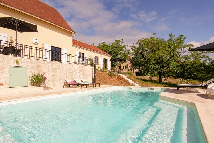 vakantiehuis Frankrijk, Midi-Pyrenees, Mayrihnac-Le-Francal vakantiehuis FR-46240-08