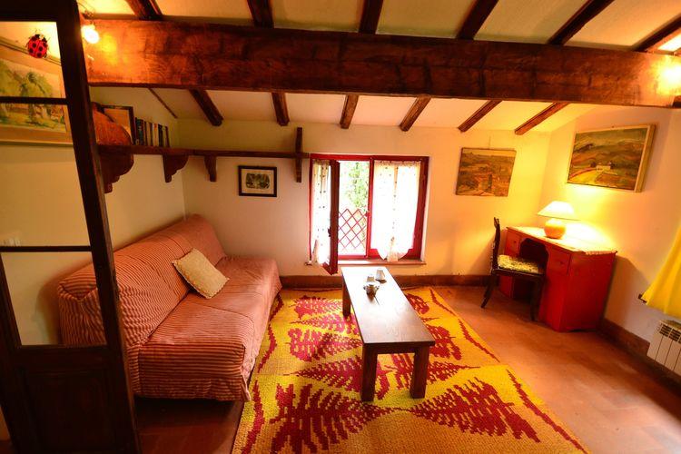 Vakantiehuizen Italie | Toscana | Vakantiehuis te huur in Migliorini-Pistoia met zwembad   4 personen