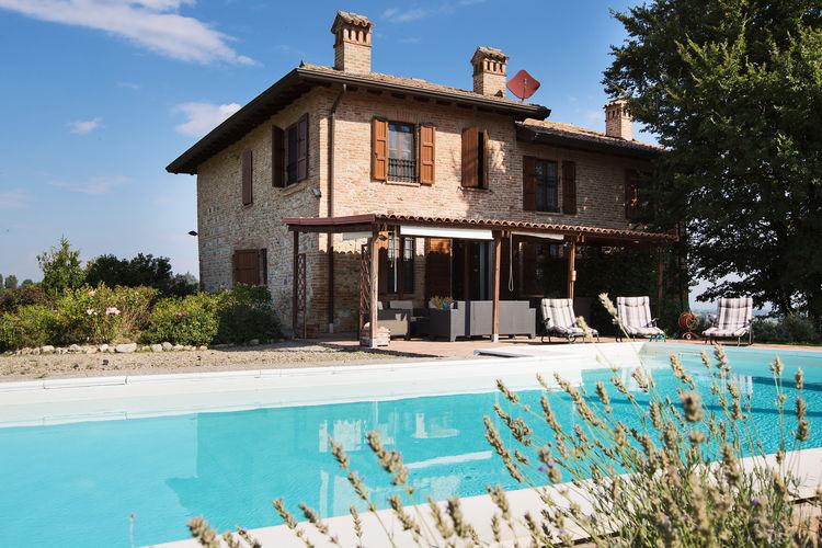 met je hond naar dit vakantiehuis in Salsomaggiore Terme