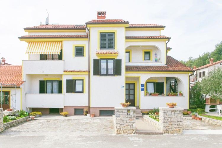 Appartement  met wifi  IstrieApartment Matosevic III mit Dachterrasse