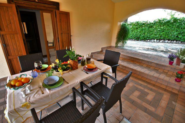 vakantiehuis Italië, Lazio, Selci vakantiehuis IT-02040-14