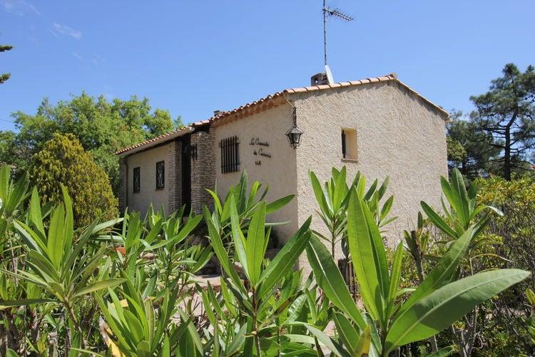 Frejus Vakantiewoningen te huur Luxe ingericht vakantiehuis gelegen op klein vakantiedomein met groot zwembad