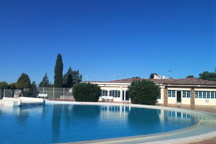 Vakantiehuis met zwembad met wifi  Fréjus  Le Capitou