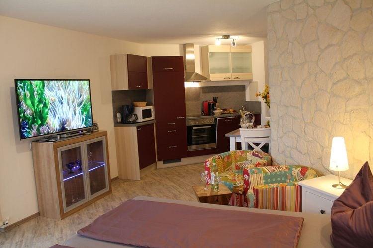 Appartement Duitsland, Eifel, Schalkenmehren am see Appartement DE-54552-88