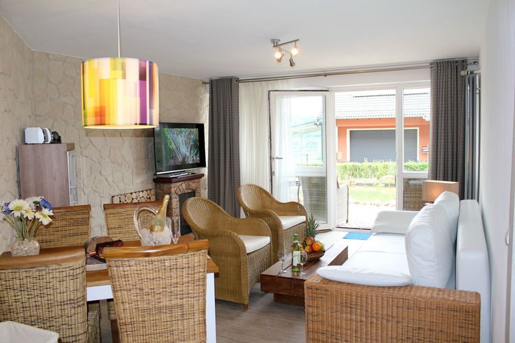 Appartement Duitsland, Eifel, Schalkenmehren am see Appartement DE-54552-89