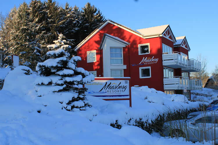 Maarberg Resort 3 - Apartment - Schalkenmehren Am See