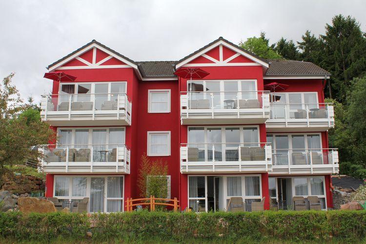 Appartement  met wifi  Schalkenmehren-am-seeMaarberg Resort 4