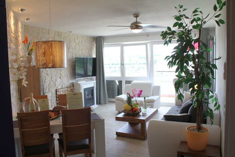 Appartement Duitsland, Eifel, Schalkenmehren am see Appartement DE-54552-91
