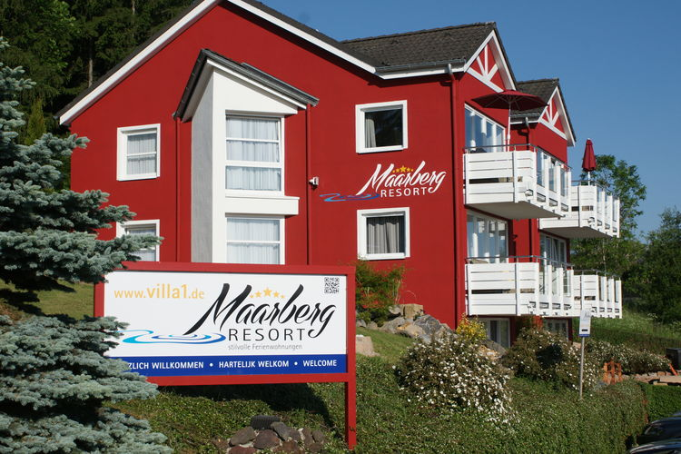 Appartement  met wifi  Schalkenmehren am see  Maarberg Resort 6