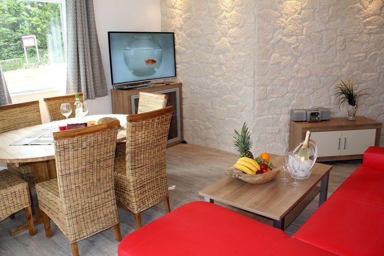 Appartement Duitsland, Eifel, Schalkenmehren am see Appartement DE-54552-93