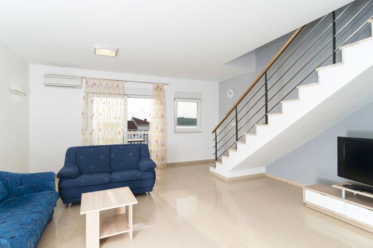 Appartement Kroatië, Dalmatie, Zečevo Rogozničko Appartement HR-22203-02