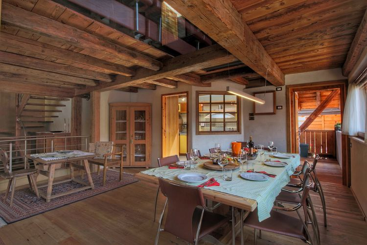 vakantiehuis Italië, Trentino-alto-adige, Predazzo vakantiehuis IT-38037-05