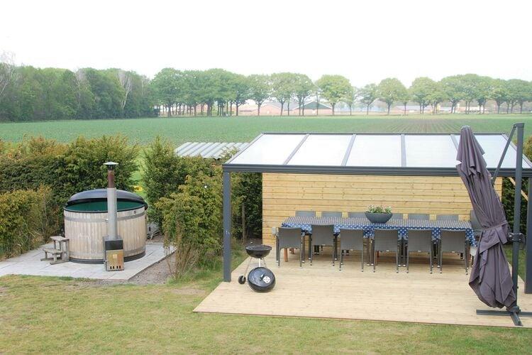 vakantiehuis Nederland, Noord-Brabant, Odiliapeel vakantiehuis NL-5409-07