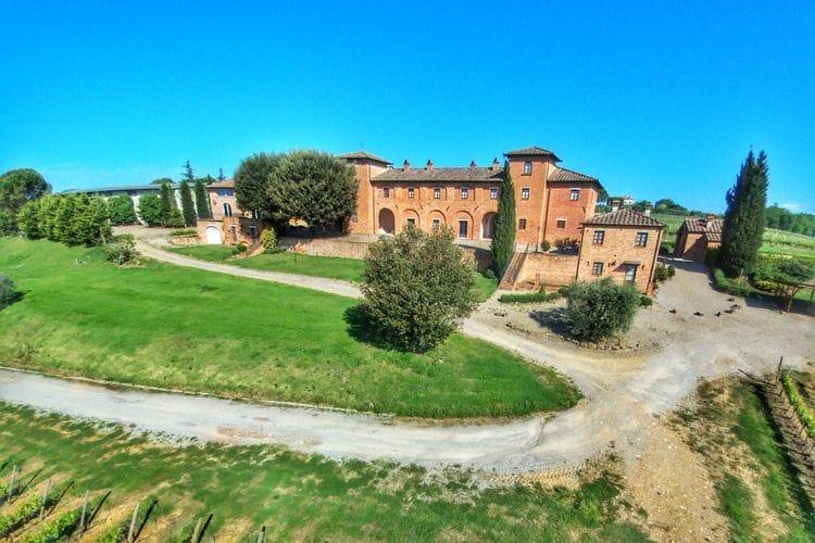 Boerderij Italië, Toscana, Montepulciano Boerderij IT-53045-22