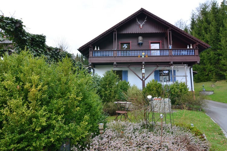 Im Bayerischen Wald Les 4 Vallees Bavaria Germany