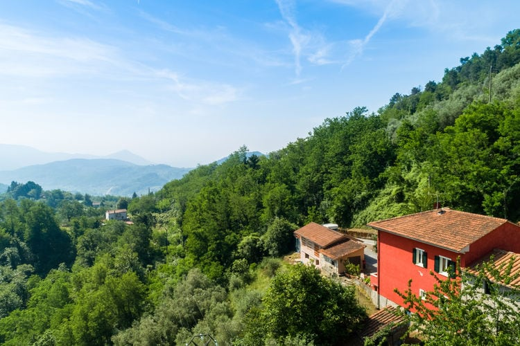 Villa  met wifi  Marliana  Villa Annamaria