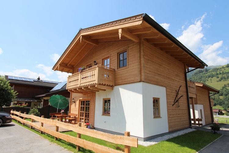 Vakantiehuizen Oostenrijk | Salzburg | Chalet te huur in Niedernsill   met wifi 8 personen