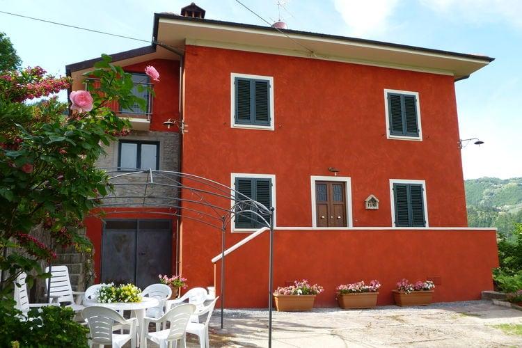 Italie | Toscana | Villa te huur in Marliana   met wifi 6 personen