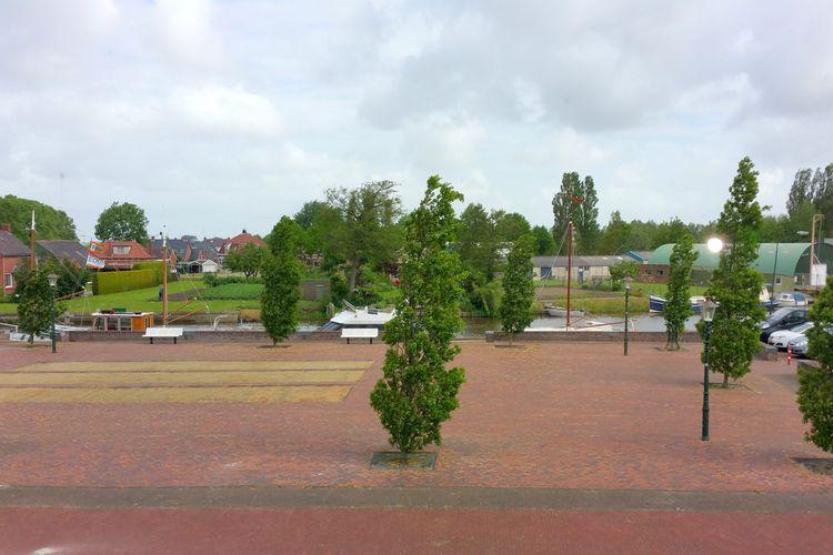 vakantiehuis Nederland, Groningen, Zoutkamp vakantiehuis NL-9974-03