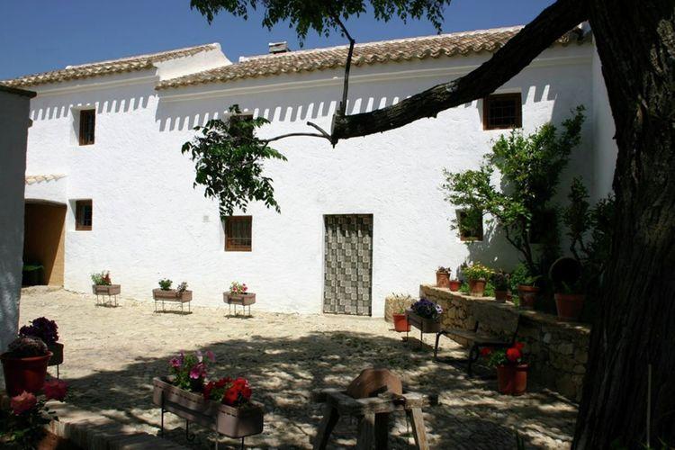 Boerderij Spanje, Andalucia, Fuentes de Cesna Boerderij ES-18295-04