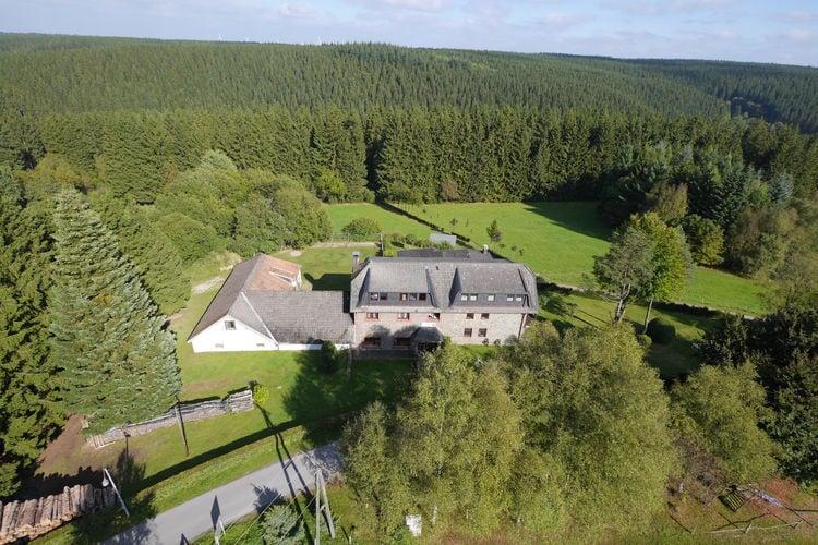Duitsland | Eifel | Vakantiehuis te huur in Monschau-Kalterherberg   met wifi 31 personen