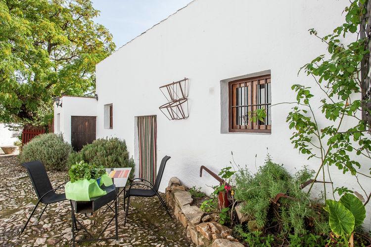 Vakantiehuizen Spanje | Andalucia | Boerderij te huur in Fuentes-de-Cesna   met wifi 2 personen