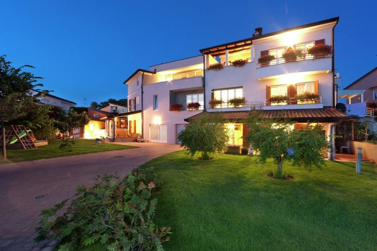 Appartement Kroatië, Istrie, Veli Maj Appartement HR-52440-92