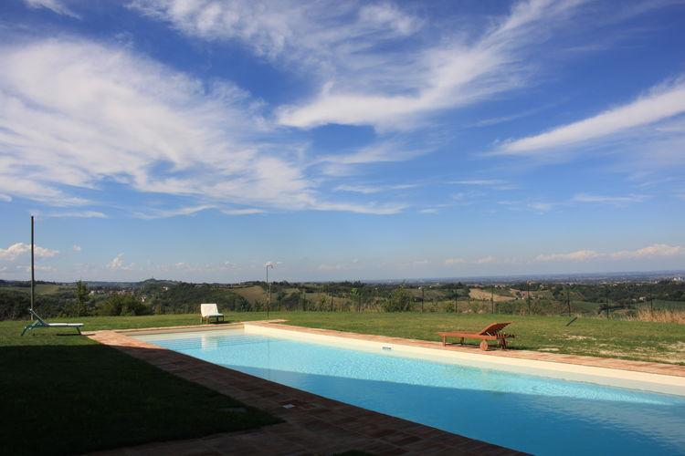 Villa Italië, Emilia-romagna, Salsomaggiore Terme Villa IT-43039-09