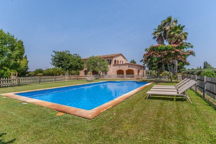 Vakantiehuizen Spanje | Costa-Brava | Villa te huur in Sant-Pere-Pescador met zwembad  met wifi 10 personen