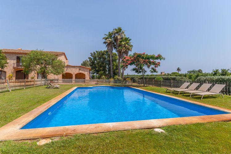 Villa Spanje, Costa Brava, Sant Pere Pescador Villa ES-17470-23