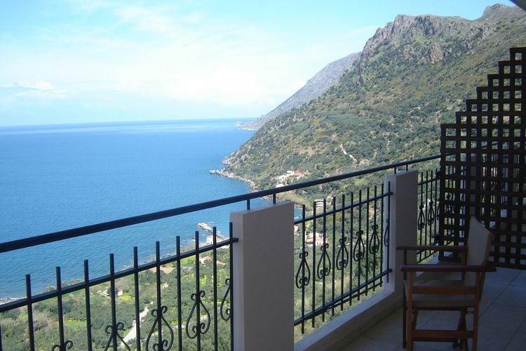 Appartement Griekenland, kreta, Voukolies Appartement GR-73006-01