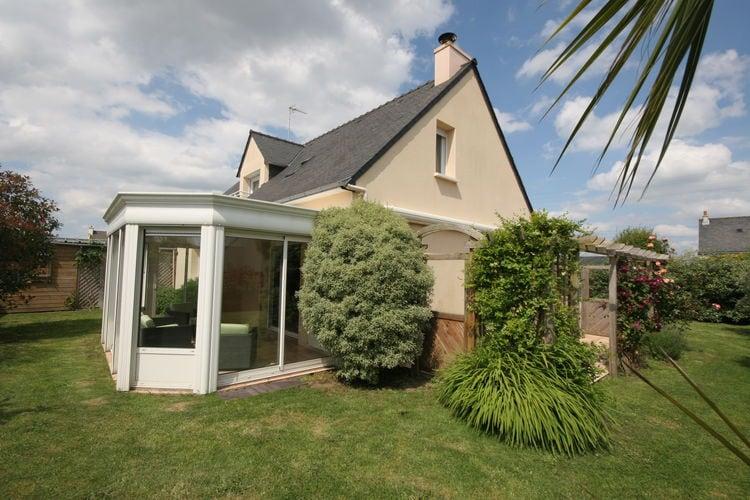 Vakantiehuizen Frankrijk | Bretagne | Vakantiehuis te huur in Plouhinec   met wifi 8 personen