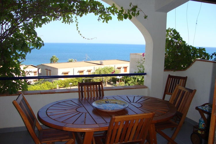 Vakantiewoning huren in Sciacca -   met wifi  voor 6 personen  Dit appartement, gelegen in Sciacc..