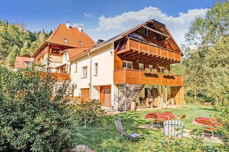 Vakantiehuizen Duitsland | Thuringen | Appartement te huur in Heubach   met wifi 3 personen