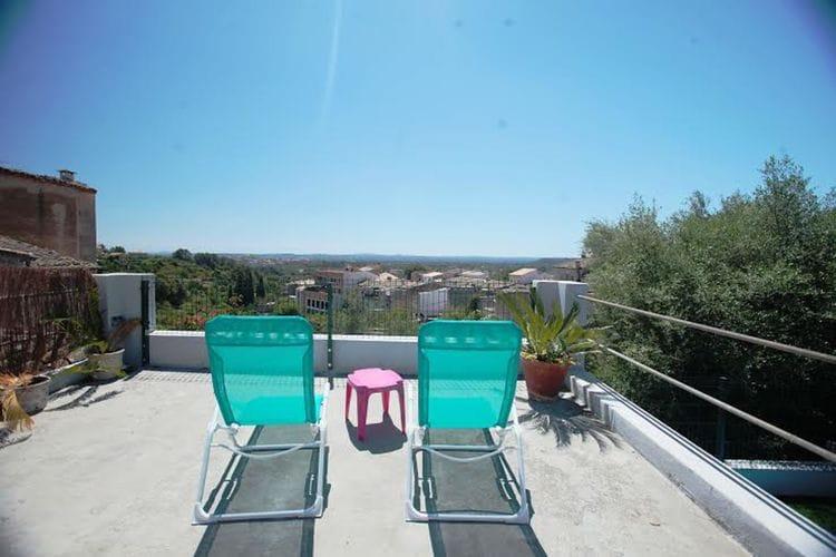 vakantiehuis Spanje, Mallorca, Campanet vakantiehuis ES-07310-18