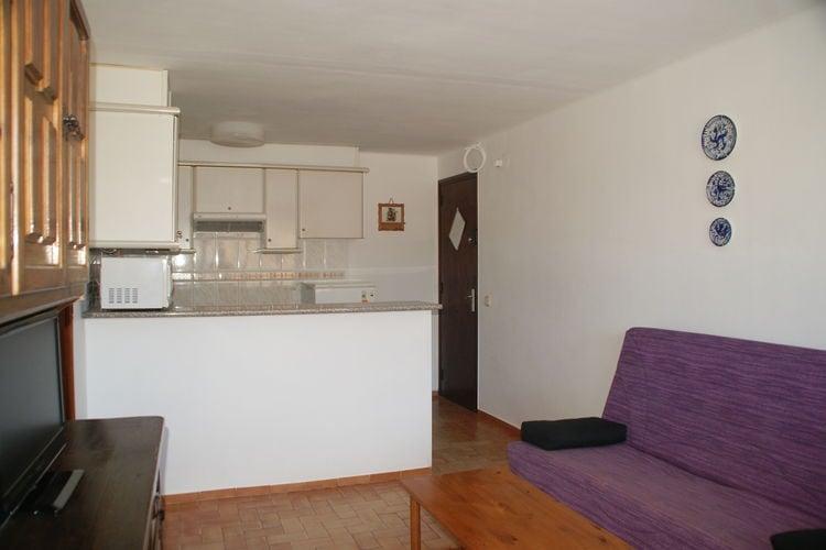 Appartement Spanje, Costa Brava, L