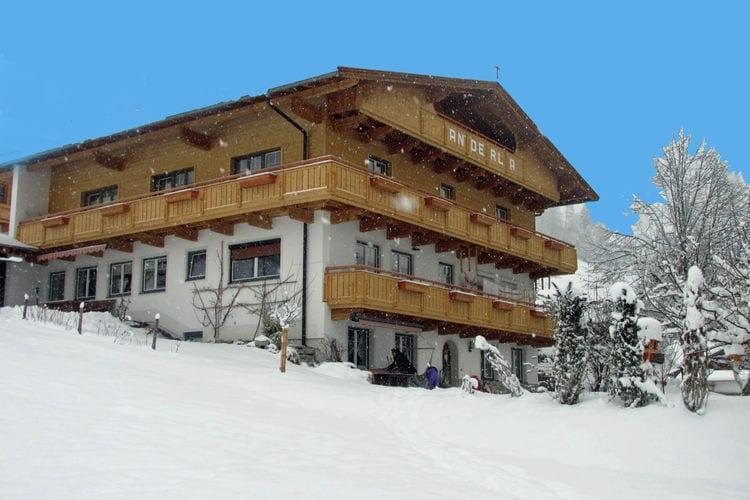Vakantiehuizen Oostenrijk | Tirol | Appartement te huur in Oberau   met wifi 2 personen