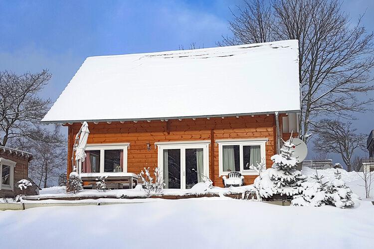 Vakantiehuizen Duitsland | Sauerland | Vakantiehuis te huur in Medebach-Kustelberg   met wifi 8 personen
