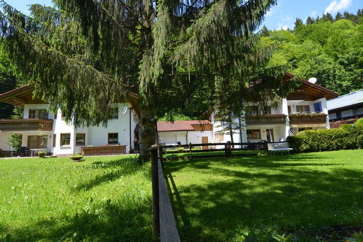 Vakantiehuizen Duitsland | Beieren | Appartement te huur in Schonau-am-Konigssee   met wifi 7 personen
