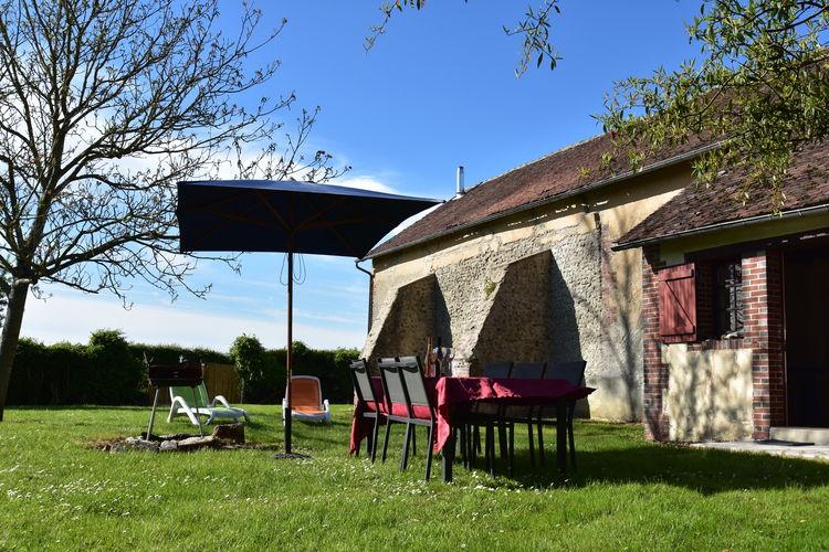 vakantiehuis Frankrijk, Region Centre, Saint Maurice sur Aveyron vakantiehuis FR-45230-03