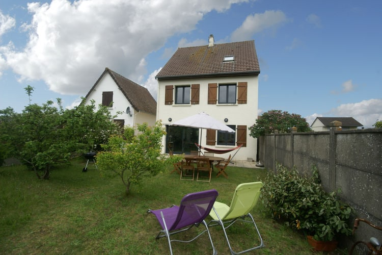 Frankrijk | Normandie | Vakantiehuis te huur in Agon-Coutainville   met wifi 6 personen